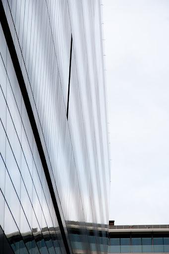 Modern fasad