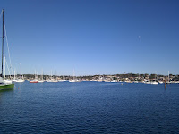 Cronulla harbor Photo