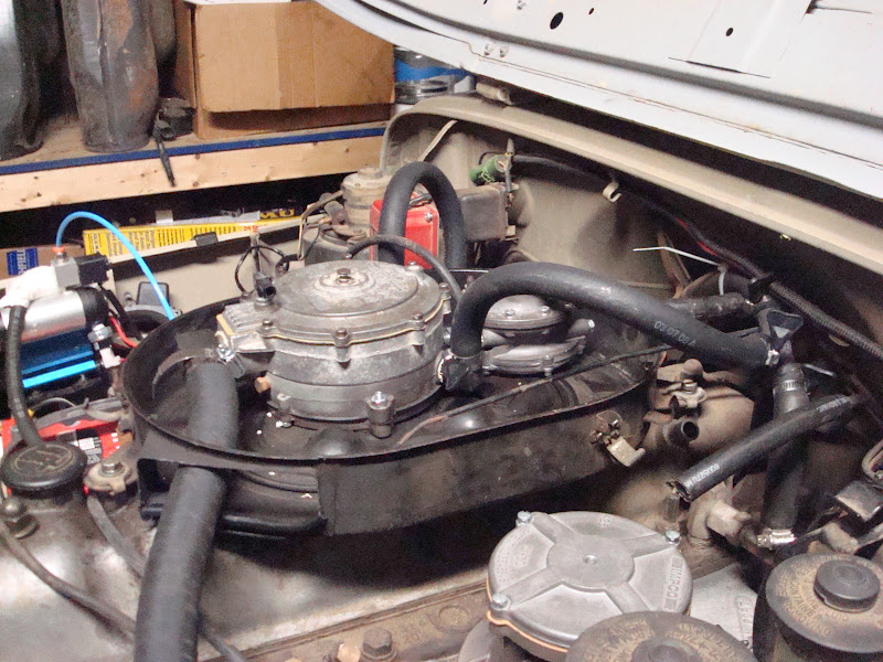 & 2F Propane (LPG) Conversion with an Impco 425 | IH8MUD Forum