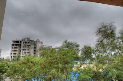 An image tone mapped in Photomatix.