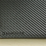 This is the only place where you will see the Marware branding on the case. Nicely understated
