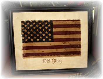 Old Glory Picture