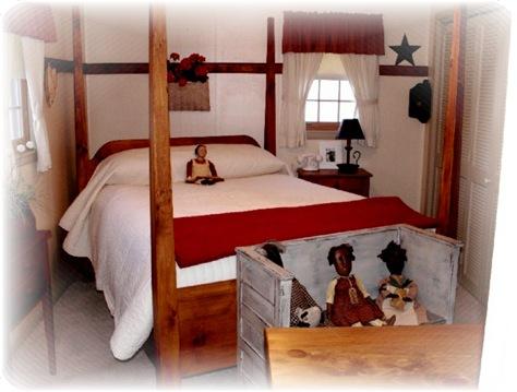 Bedroom old 2010