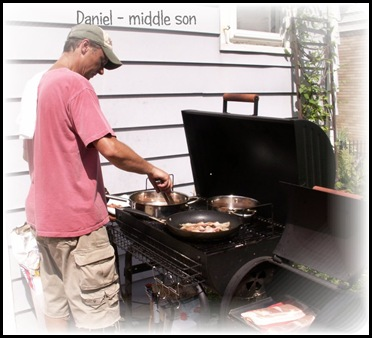 Dan cooking 2010