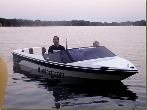 Kevin Reemer boat owner