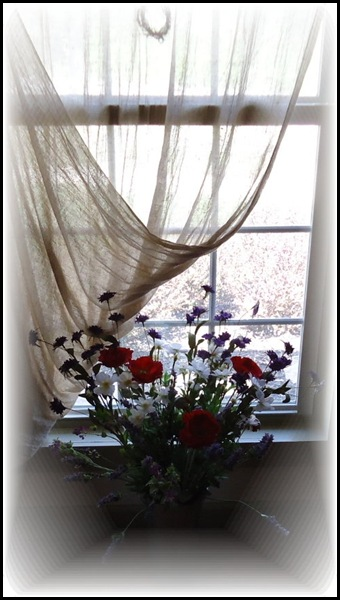 Flowers in Window 2