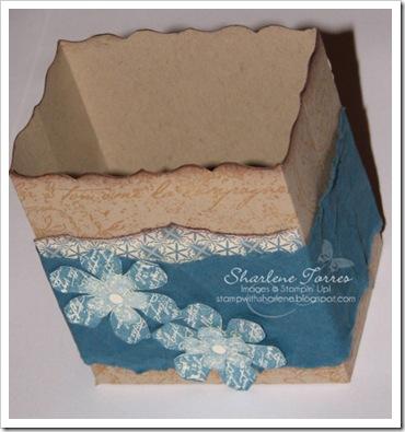 vintage vogue box