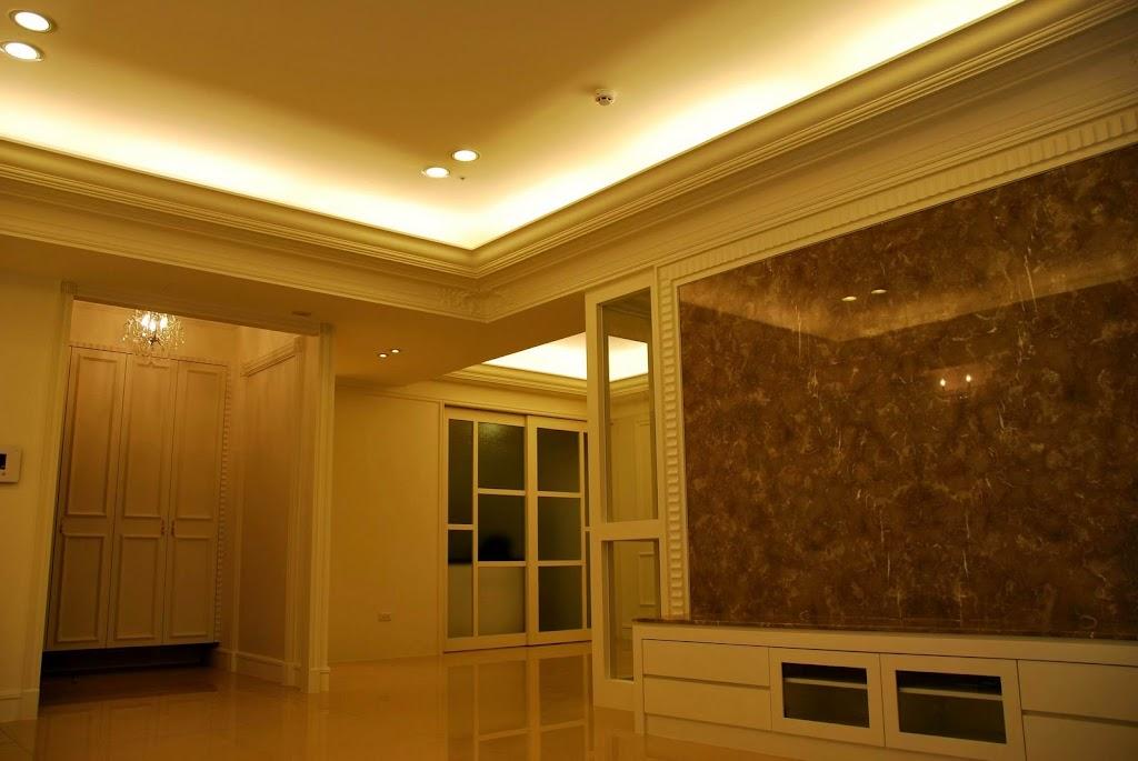 客廳與玄關