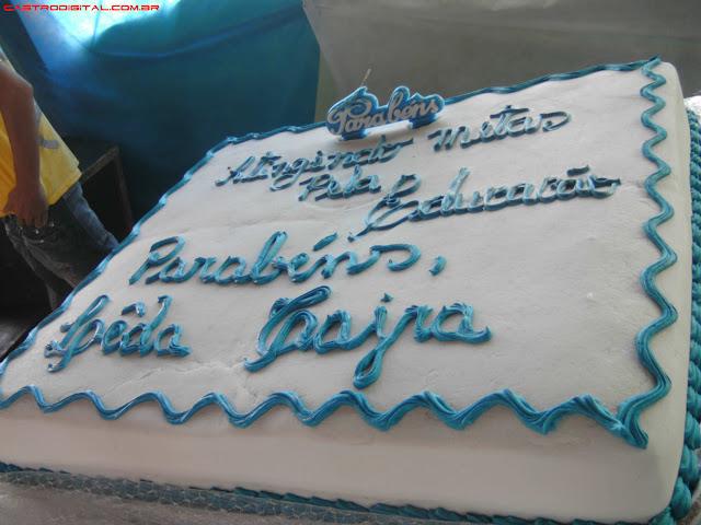 IMAGEM - Aniversário de 25 anos do Colégio Lêda Tájra - Bacabal - MA