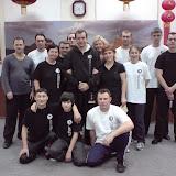 Одесские ученики вместе с мастером на семинаре в Киеве