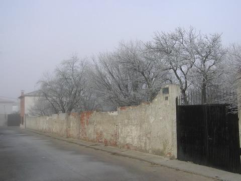 Calle Yeserías en Noblejas