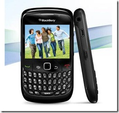 BlackBerry Curve 8520 Specification