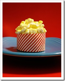 popcorn cupcake 2
