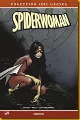 Spiderwoman Origen