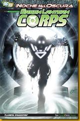 Green Lantern Corps Noche 2