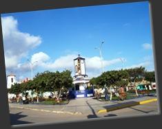 Plaza de Armas de Cerro Azul