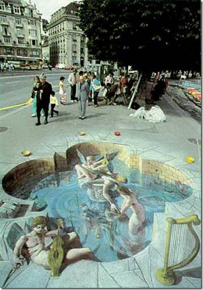 Arte de Rua Julian Beever-9