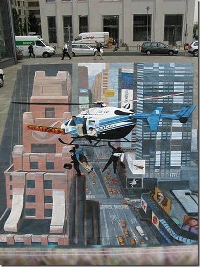 Arte de Rua Julian Beever-15