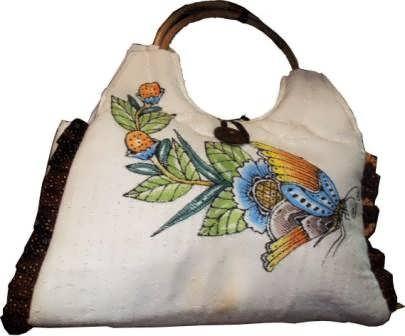 tas batik, batik lukis, batik tulis, batik gambar, model batik, tas jogja, tas murah