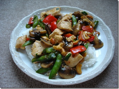 090709 Cashew Chicken