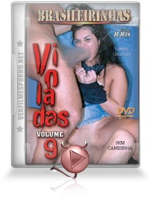 Violadas Brasileirinhas Volume