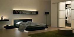 Back-lit furniture