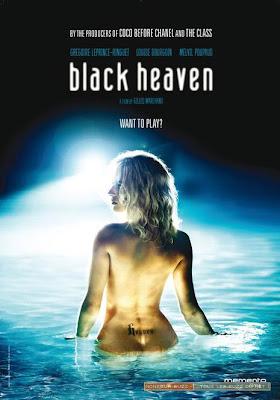 Juegos Mortales (Black Heaven) Poster