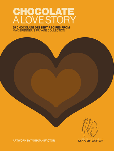 Chocolate: A Love Story by Max Brenner – Cookbook Review