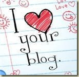 iloveyour blog