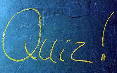 測驗 Quiz