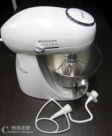 座檯電動搞拌器Stand Mixer01