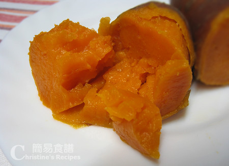 焗番薯 Baked Sweet Potatoes01