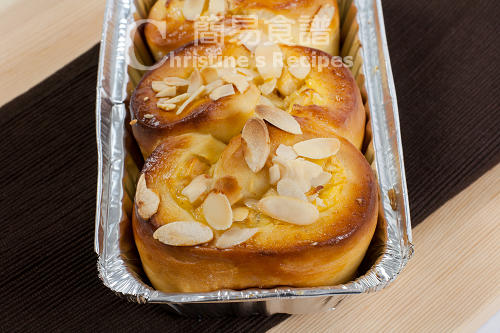Apple Custard Buns02