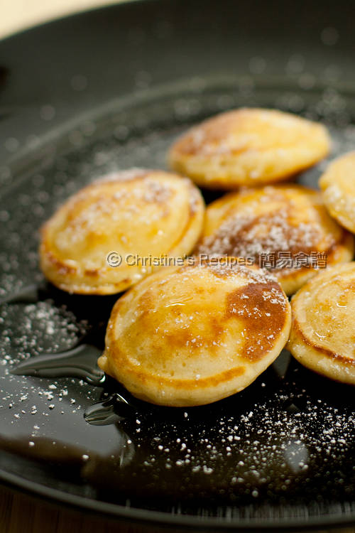 荷蘭雞蛋仔 Dutch Pancakes (Poffertjes)01