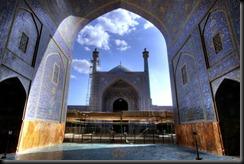 arquitetura do irã