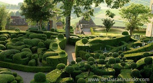 labirinto  Gardens of Marqueyssa (6)
