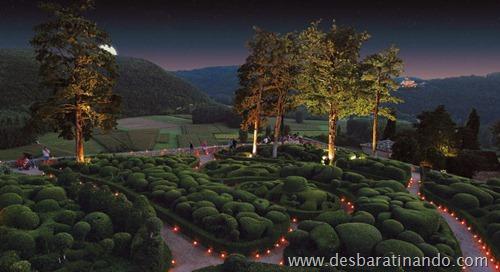 labirinto  Gardens of Marqueyssa (9)