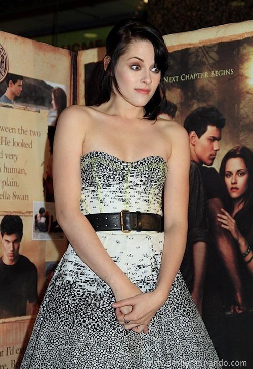Kristen Jaymes Stewart desbaratinando linda sensual bella (40)