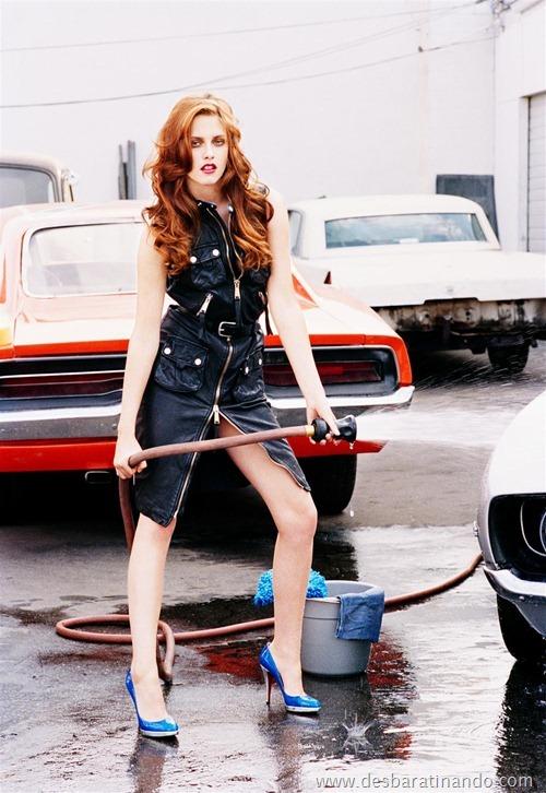 Kristen Jaymes Stewart desbaratinando linda sensual bella (15)