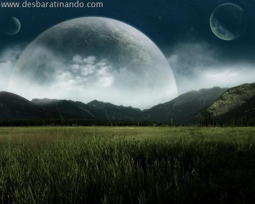 wallpapper desbaratinando planetas papeis de parede espaço planets space (54)