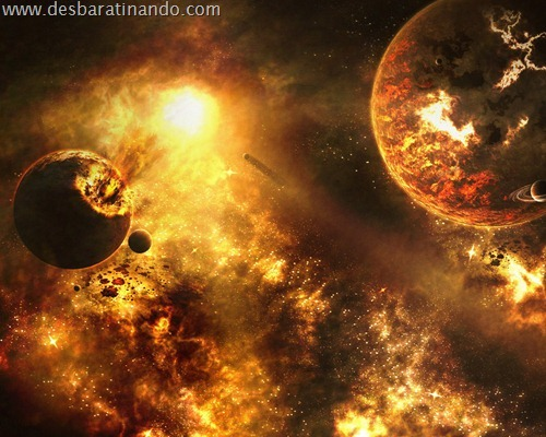 wallpapper desbaratinando planetas papeis de parede espaço planets space (6)
