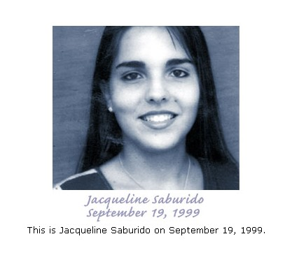 the inspiring story of jacqueline saburido Posts about car accidents written by richter publishing llc  inspiring stories of people who have been helped  take the story of jacqueline saburido for.