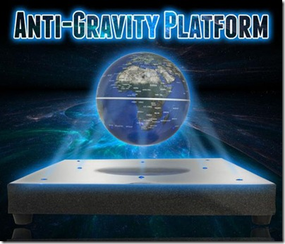 Antigravity-Platform
