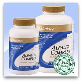 Alfalfa Complex (S)