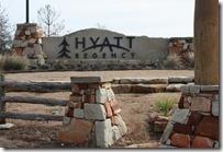 Great Hyatt Sign