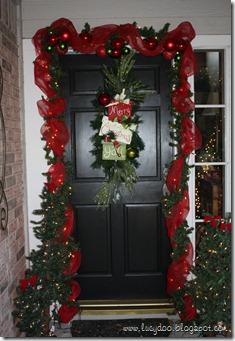 Full front door