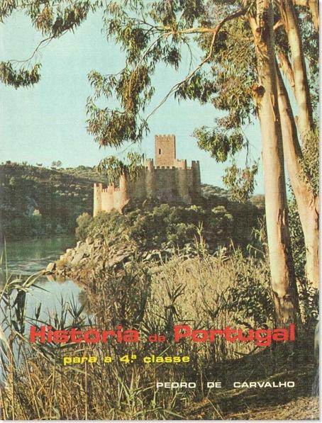 historia de portugal 4 classe santa nostalgia capa
