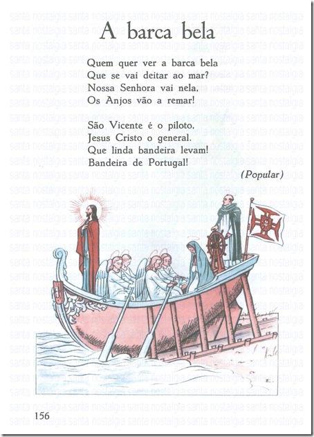 a barca bela