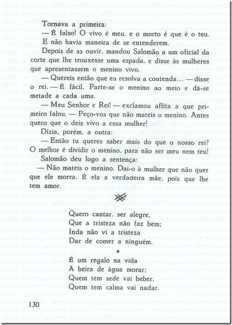 a sentença de salomão santa nostalgia 02