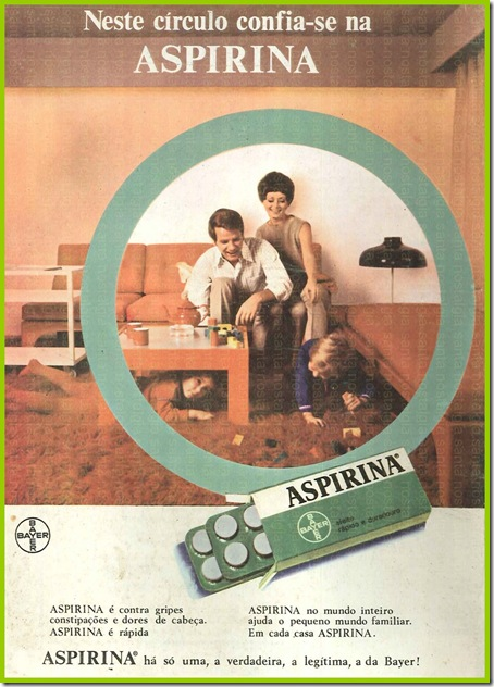 aspirina santa nostalgia